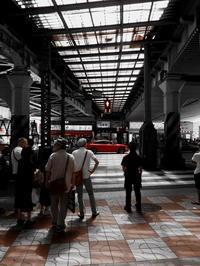 東京そぞろ歩き・レトロ探訪:上野駅 - 日本庭園的生活