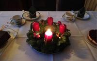 本場ドイツ家庭のクリスマスアドベント - 早未恵理の あそび Tips