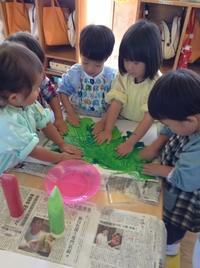 作品展を行いました! - みかづき第二幼稚園(高知市)のブログ