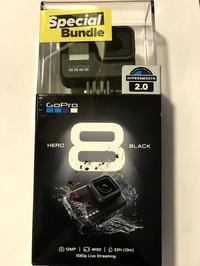 GoPro Hero 8 Black 買いました! - アメリカを自転車でエンジョイ