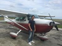 パングラオ空港にも国際線 - ENJOY FLYING ~ セブの空