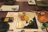 ◆ ギネス認定・世界最古の宿へ、その7「西山温泉 慶雲館」へ 夕食編(2019年11月) - 空とグルメと温泉と