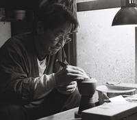 常滑の職人シリーズ #モノクロフィルム  Hasselblad 500 C/CM & Planar 80mm F2.8 ILFORD HP5 PLUS400 - 茶助爺のアルバム