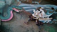 押絵「西国三十三所観音霊験記」と生(いき)人形 展 - 陰翳の煌き