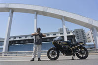 安井 竜一 & DUCATI 900SS(2019.05.25/TOKYO) - 君はバイクに乗るだろう