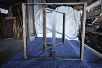 一枚板テーブル用鉄脚 - SOLiD「無垢材セレクトカタログ」/ 材木店・製材所 新発田屋(シバタヤ)