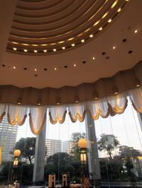 【第一ホテル東京シーフォート】グランカフェでティータイム【天王洲アイル】 - お散歩アルバム・・穏やかな寒の内