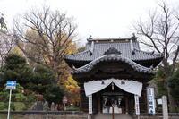 足利市 鑁阿寺(1) (2019/11/27撮影) - toshiさんのお気楽ブログ