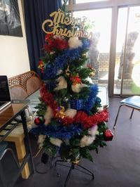 クリスマスツリー - ゲストハウス東京