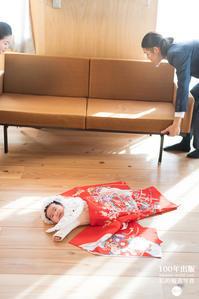 2019/11/21お宮参りの朝 - 「三澤家は今・・・」