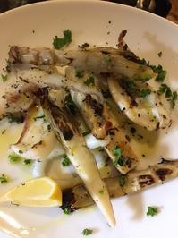 期間限定メニュー。入荷時のみ🌺紋甲イカの炭火焼き⭐ - 美味しいイタリア料理とワインやチーズも気楽に愉快に楽しみに来て下さい(^_^)お一人様でも大丈夫ですよ。