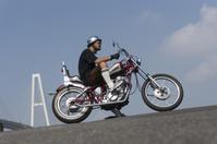 荒戸 完 & YAMAHA SR400(2019.08.17/NAGOYA) - 君はバイクに乗るだろう