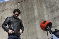 近 浩志  & Harley-Davidson  FLST(2019.04.29/YAMAGATA) - 君はバイクに乗るだろう