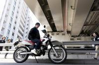 澤村 崇太郎 & YAMAHA DT230LANZA(2019.04.20/TOKYO) - 君はバイクに乗るだろう