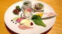cotocotoで大和野菜の夜ごはん  ★大阪・奈良の旅⑥last★ - Emily  diary
