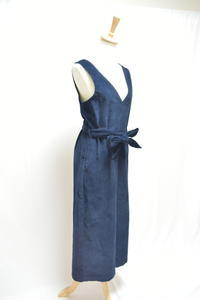 コーデュロイのサロペットが完成しました♡ - 親子お揃いコーデ服omusubi-five(オムスビファイブ)