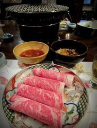 銀婚式のお祝い * 清香園で上等なお肉をいただく♪ - ぴきょログ~軽井沢でぐーたら生活~