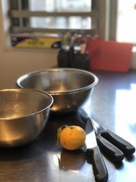 我が家のお教室もスタートです - 今日も食べようキムチっ子クラブ (料理研究家 結城奈佳の韓国料理教室)