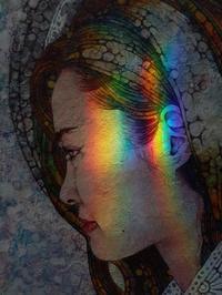 教室の虹 - スズキヨシカズ幻燈画室