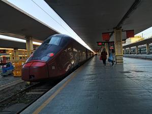 ローマに向かっています - フィレンツェ田舎生活便り2
