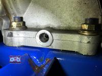 YT660ED ドレンからのオイル漏れ修理 - みやたサイクル自転車屋日記