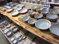 12月の催事 - irodori窯~pattern pottery~