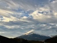 富士山@美しい雪景色 - 小粋な道草ブログ