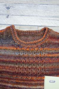 編み上がりました。着て歩ける毛布を目指して。 - Crochet Atelier momhands