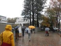雨の学園祭で色々食べました〜。 - のび丸亭の「奥様ごはんですよ」日本ワインと日々の料理