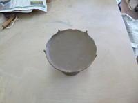 コンポートと陶器のフック③ - サンカクバシ 土と私の日記
