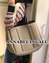 再入荷「ANNABEL INGALL アナベルインガル」トートバッグ - UNIQUE SECOND BLOG
