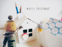 小さいおうちバコにエントツつけてみた~クリスマスの工作 - 暮らしをつくる、DIY*スプンク
