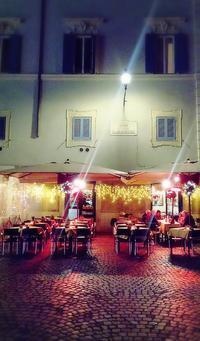ロマンティックな夜のトラステベレ! - My little Lecce