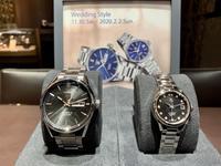 タグ・ホイヤー ウエディングスタイル キャンペーン - 熊本 時計の大橋 オフィシャルブログ