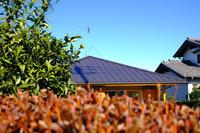 土浦の平屋完成写真 - 自然と住まいスタッフブログ