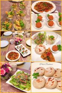 丸ごと野菜料理クラスかぼちゃの会 - ミトンのマクロビキッチン