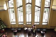 豊島区「自由学園明日館」の潤いある空間。 - 一場の写真 / 足立区リフォーム館・頑張る会社ブログ