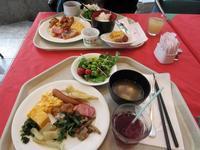 【グランカフェ】朝食ビュッフェ【第一ホテル東京シーフォート】 - お散歩アルバム・・穏やかな寒の内