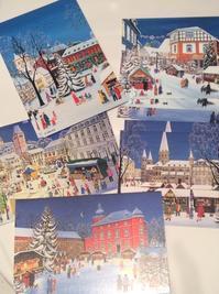 ユニセフのクリスマスカード - ダイアリー