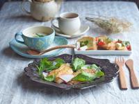 いわしのパン粉焼き朝ごはん - 陶器通販・益子焼 雑貨手作り陶器のサイトショップ 木のねのブログ