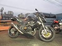 izaサン号 Z1000のオイル交換やその他モロモロメンテで構造にビックリ・・・(*^_^*) - バイクパーツ買取・販売&バイクバッテリーのフロントロウ!