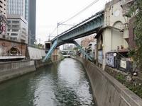 神田川(新江戸百景めぐり53) - 気ままに江戸♪  散歩・味・読書の記録
