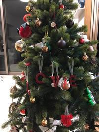 クリスマスツリーにてるてる坊主 - ハル日和