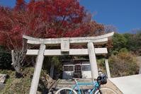 楢津山散走 - Bicycle Touring Photo Gallery.