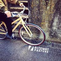 2020 RITEWAY パスチャー『 PASTURE 』ライトウェイ シェファード パスチャー スタイルス クロスバイク 自転車女子 おしゃれ自転車 自転車ガール - サイクルショップ『リピト・イシュタール』 スタッフのあれこれそれ