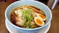 味噌担担麺Style林醤油らーめん - 拉麺BLUES