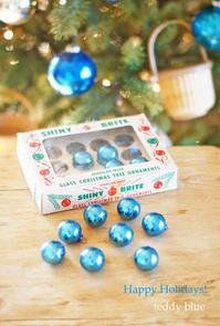 Make your holidays shine! シャイニーホリデーズ! - teddy blue
