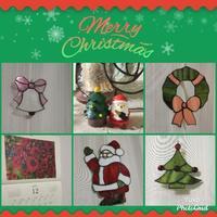 そろそろクリスマスのデコレーションを考えよう - 「旅とアロマのナビゲーター」     アロマセラピストまえだゆーこのブログ