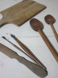 飴色の木の道具 - La queue courte