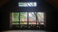 秋の和室公開延長のお知らせ - 大佛次郎記念館NEWS